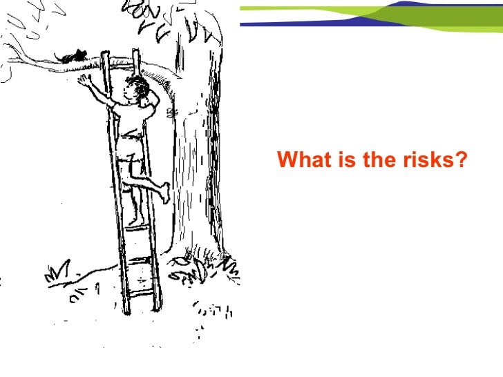 What is the risks?