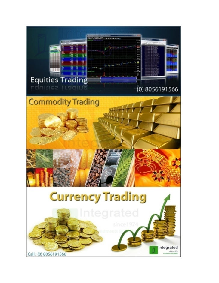 Integrated online trading