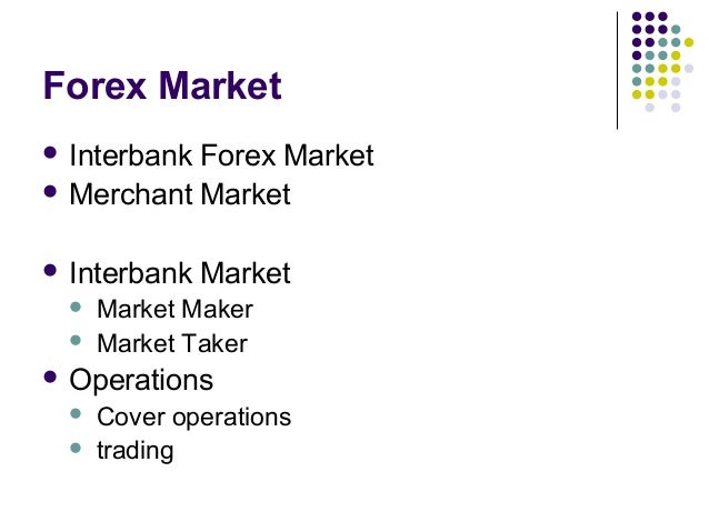 Forex and treasury management ppt ~ blogger.com
