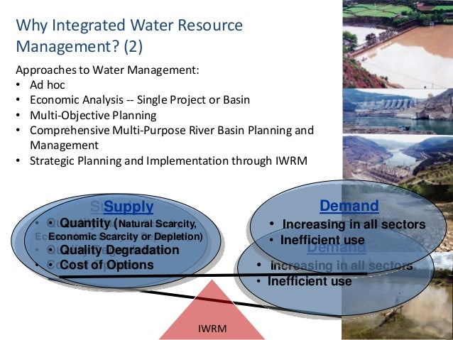 water resource managment When it comes to water and wastewater engineering, we can provide you with  the  published in wwt magazine: what next for water catchment management.