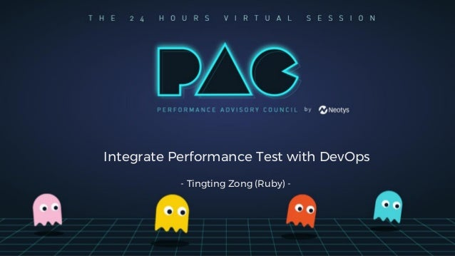 Integrate Performance Test with DevOps - Tingting Zong (Ruby) -