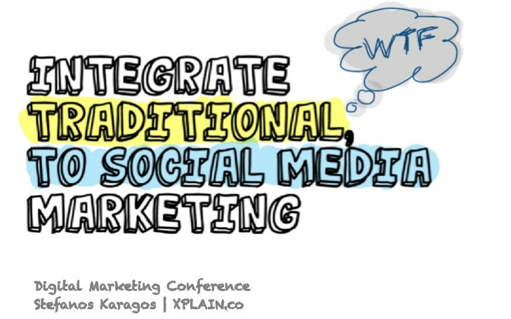 Digital Marketing ConferenceStefanos Karagos | XPLAIN.co