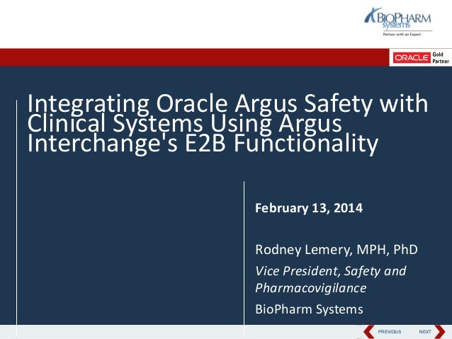 Argus safety service overview.