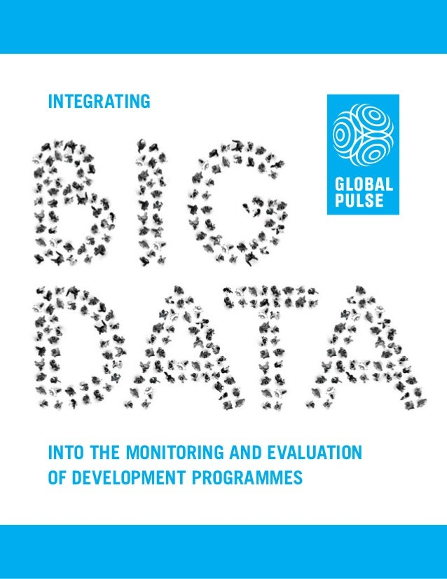 INTEGRATING INTO THE MONITORING AND EVALUATION OF DEVELOPMENT PROGRAMMES