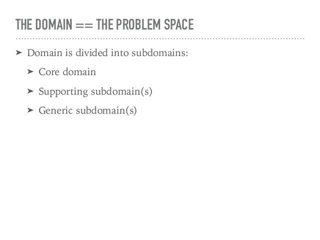 Integrating Bounded Contexts - Mini-workshop Slide 3