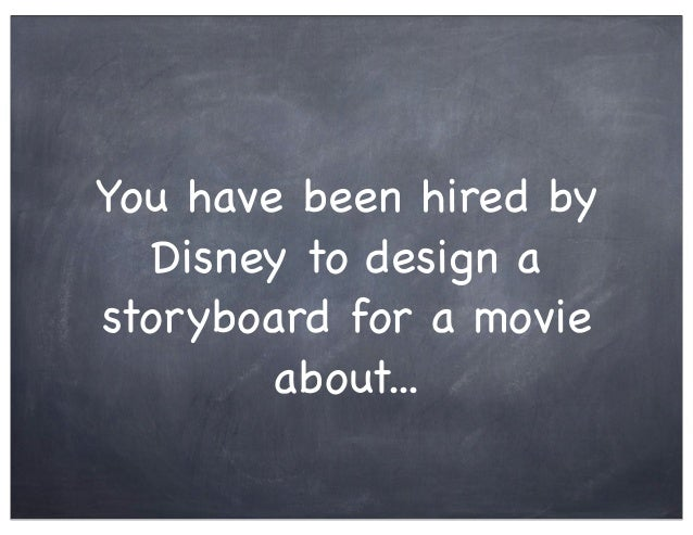 Why should teachers think about storyboards?