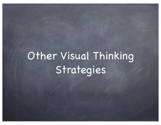 1.) Find it. (Look for it.) Where are the problems that promote creative thinking?