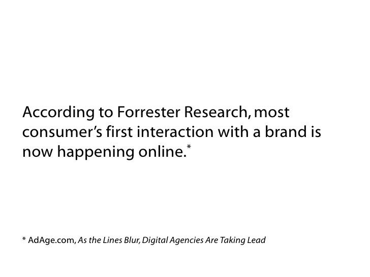 Marketing departments must be integrated. Digital needs commitment to survive.