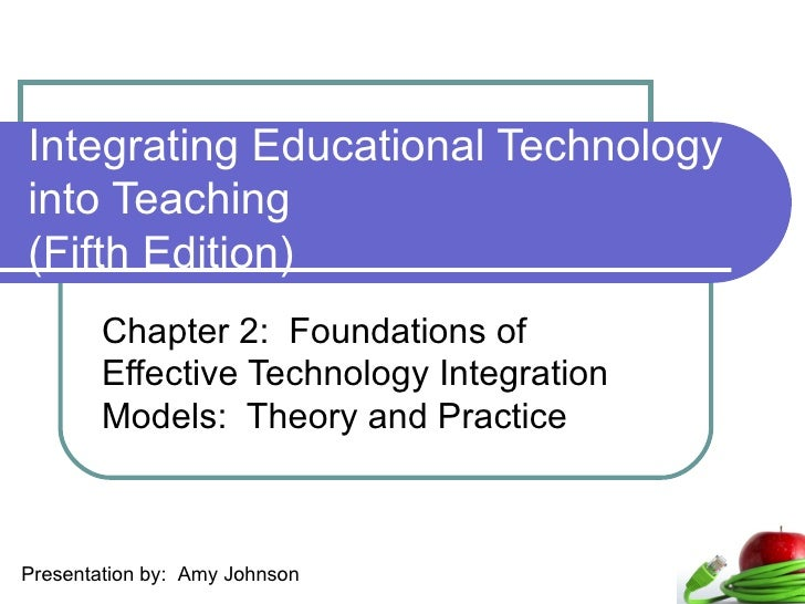 effectiveness of educational technology This page describes the evaluation of the effectiveness of educational technology interventions.