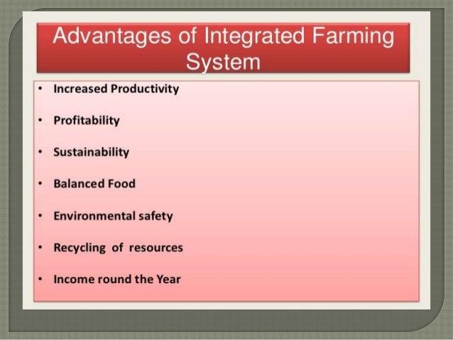9 increased productivity profitability sustainability balanced food