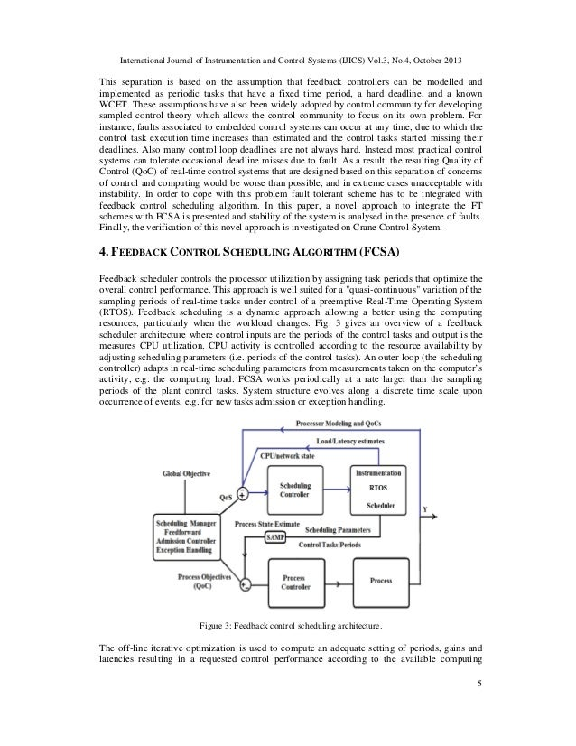 International Journal of Instrumentation and Control Systems (IJICS) Vol.3, No.4, October 2013  This separation is based o...