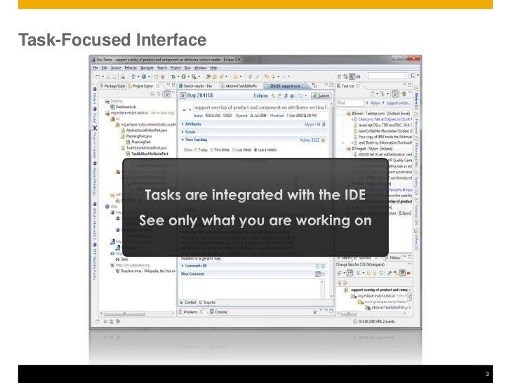 Integrating Git, Gerrit and Jenkins/Hudson with Mylyn Slide 3