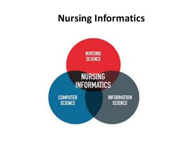 nursing infomatics Discover how to use data to improve patient outcomes and increase efficiencies  in health care with an online msn in nursing informatics learn more.