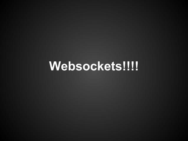 Websockets!!!!