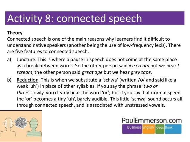 12 activities to integrate pronunciation