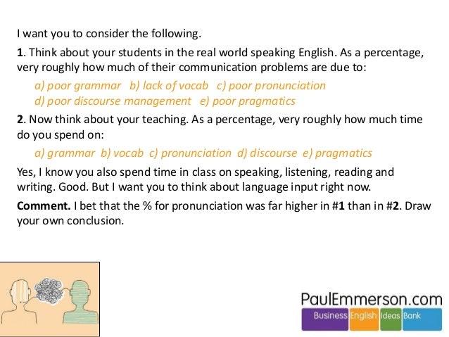 12 activities to integrate pronunciation Slide 3