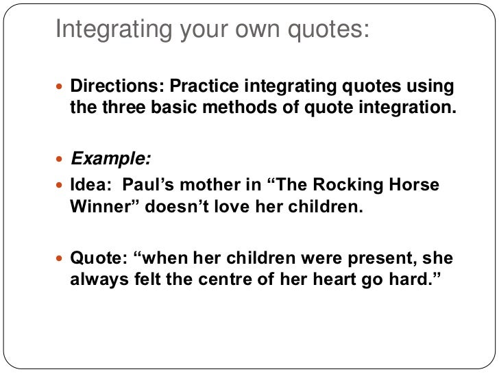 Integrating Quotes Delectable Quote Integration