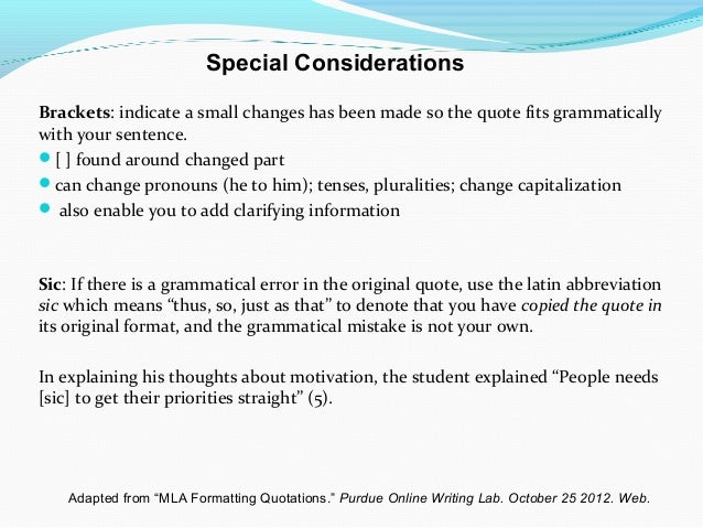 integrating quotes into paper Writers who try to compose a paper at the same time they are integrating sources find  dangling quotes,  integrating sources into your research paper.