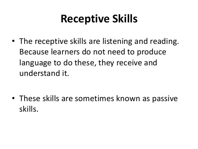 productive skills essay Personal skills the department's detailed aims are therefore: to train students to think logically, to develop analytic skills, to assess e vidence, to.