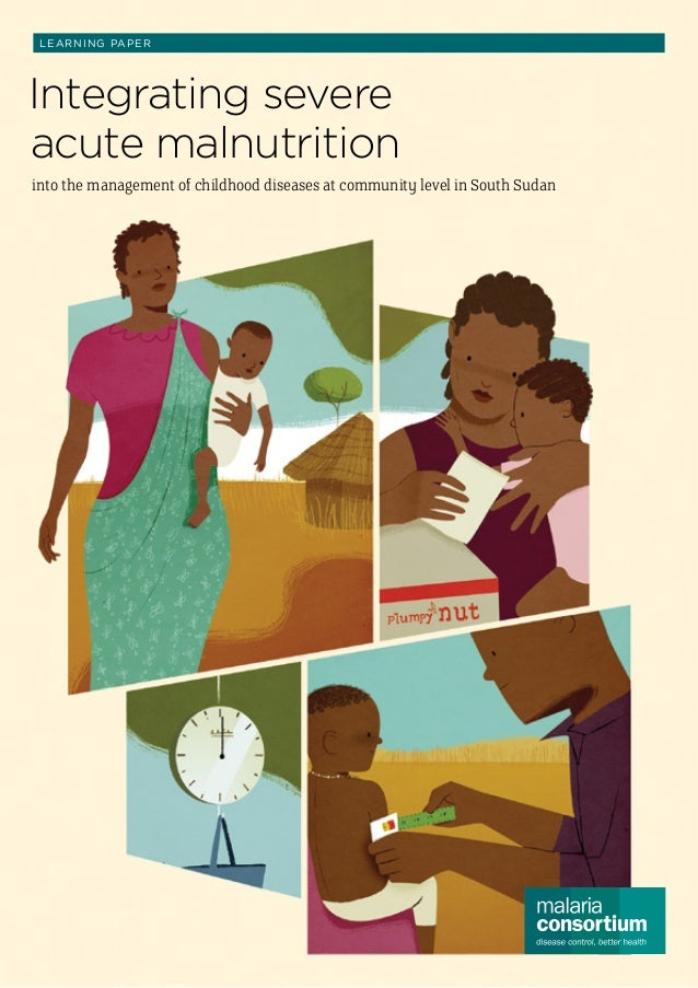 Integrating severe acute malnutrition into the management ...