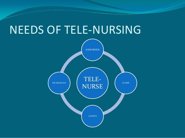 Telehealth Nursing Practice