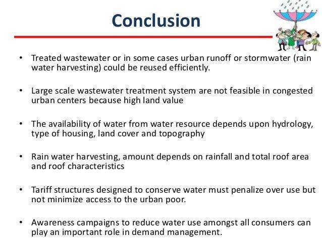 Integrating Urban Water Management Through Green