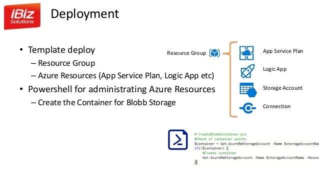 vsts logic app deployment