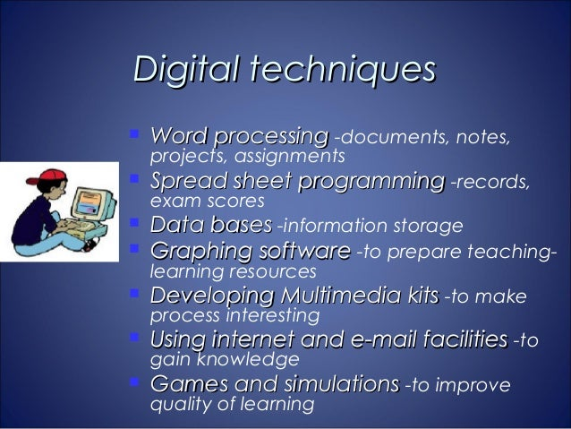 what is ict integration in teaching and learning
