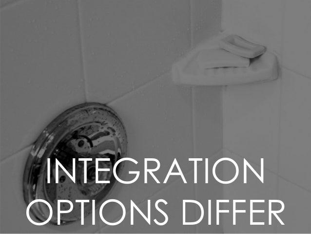 Integration techniques for SaaS CRM applications Slide 3