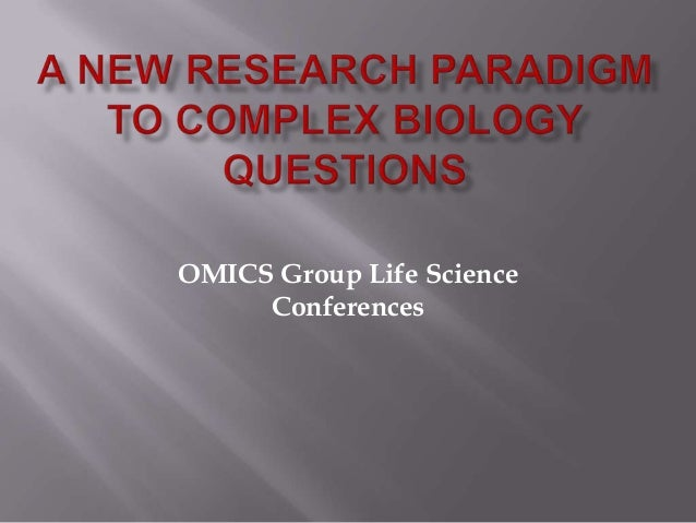OMICS Group Life Science Conferences