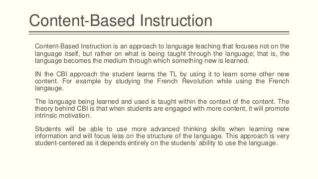 Integrative Teaching Techniques Rex