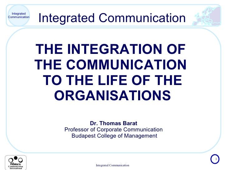 integrated organisational communication Integrated organisational communication (2nd edition) ⋆ rent or buy and save up to 80% free secure payment and free delivery management.