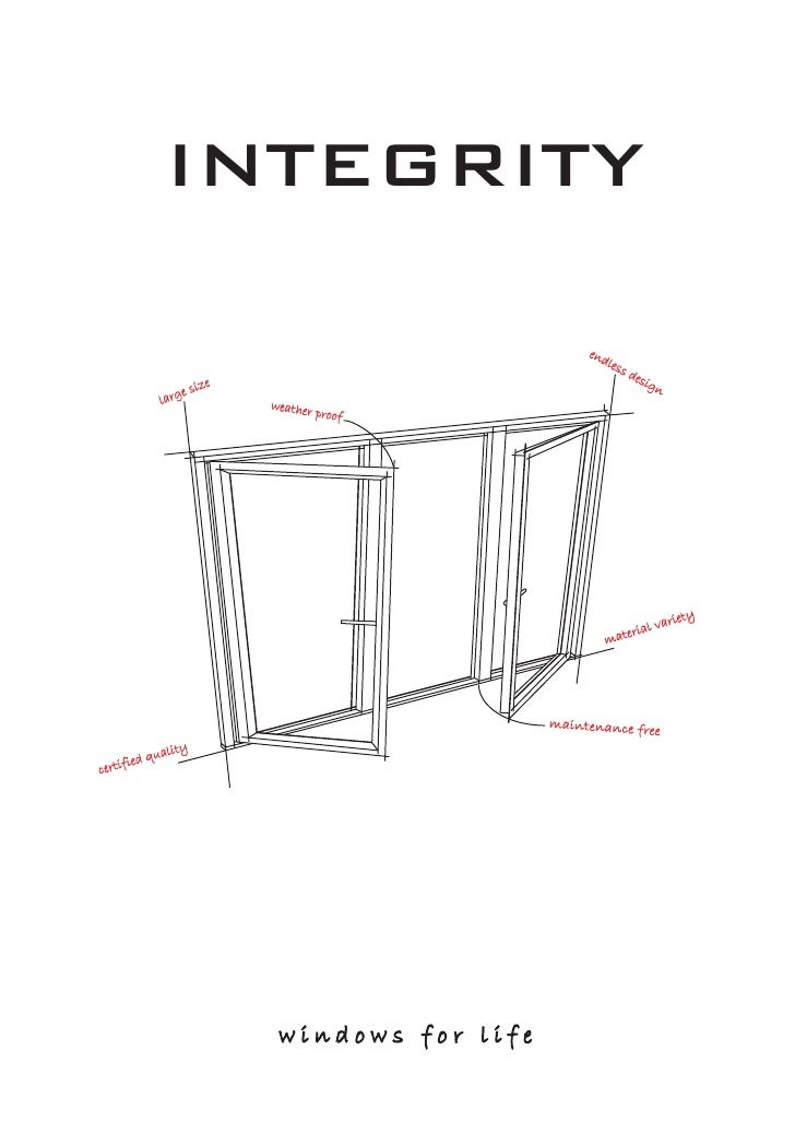 INTEGRITY                                                        end                                                      ...