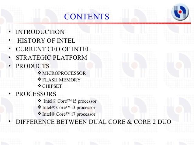 Intel Slide 2