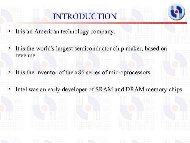 Intel Slide 3