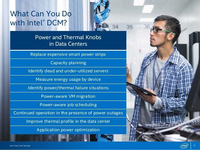 Intel Data Center Manager