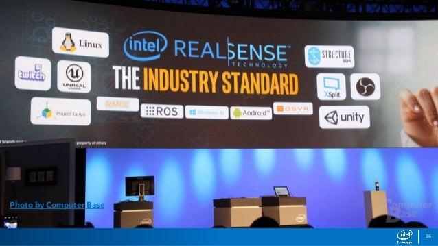Intel RealSense - Apps em uma nova dimensão