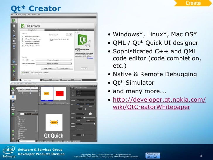 MeeGo AppLab Desktop Summit 2011 SDK, Tools