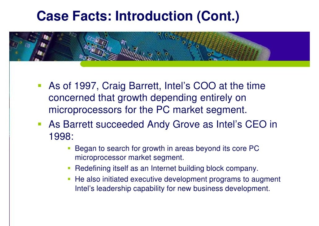 an analysis of the evolution of microprocessors Microprocessors in fact, throughout its history, the  as we trace the history of the microprocessor, we will explore its evolution and the driving.