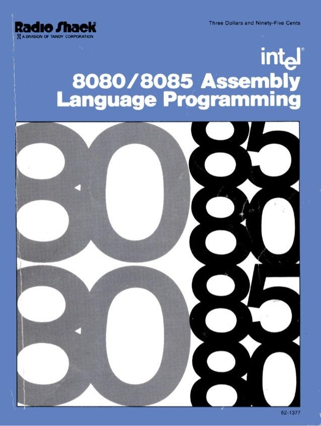[Intel corporation] 8080_8085_assembly_language_pr(bookos.org)