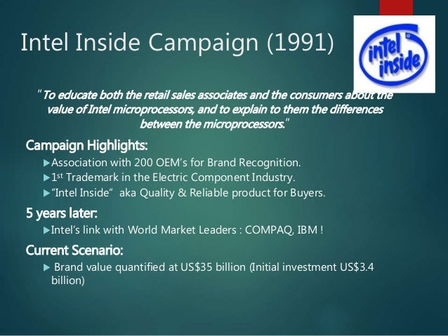 intel segmentation strategy Target marketing strategies single-segment strategy selective specialization product specialization market specialization full market coverage  target marketing strategies for several years maruti suzuki focused its products only on one segment that was small cars.
