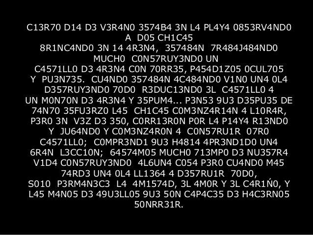 Si eres capaz de leerlo, eres muy Inteligencia Slide 2