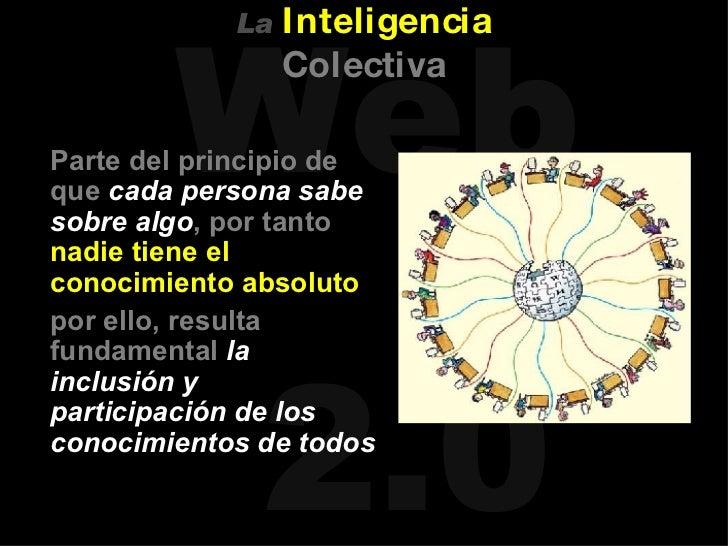 <ul><li>Parte del principio de que  cada persona sabe sobre algo , por tanto  nadie tiene el conocimiento absoluto </li></...