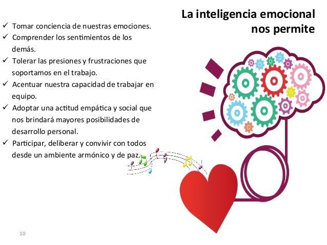 Inteligencia Emocional En El Trabajo Pdf