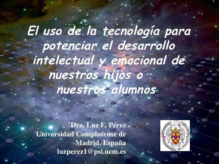 Inteligencia tecnologia.ppt1 Slide 2