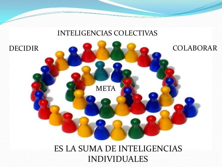 Resultado de imagen de inteligencia colectiva