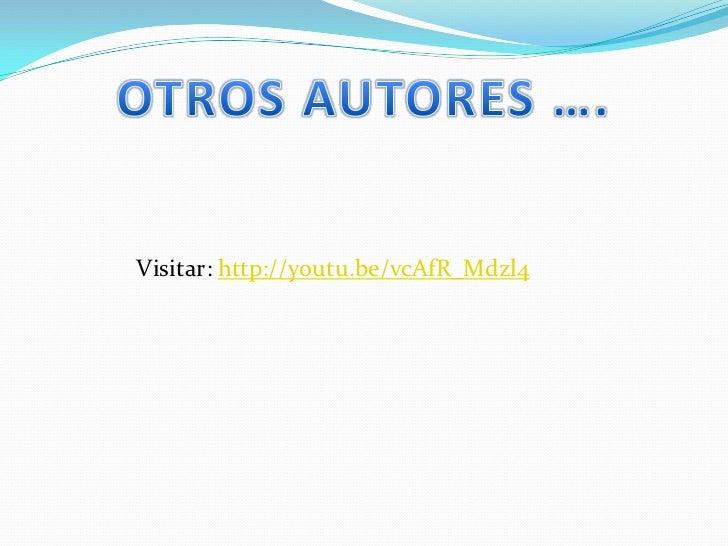 Visitar: http://youtu.be/vcAfR_Mdzl4