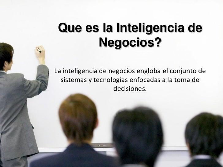Inteligencia De Negocios para Dummies Slide 2