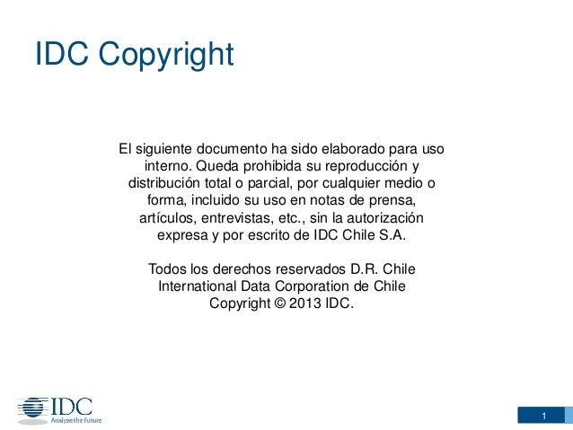 El siguiente documento ha sido elaborado para usointerno. Queda prohibida su reproducción ydistribución total o parcial, p...