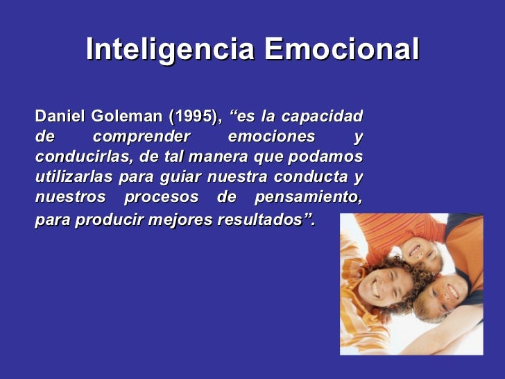 Inteligencia Emocional Slide 3